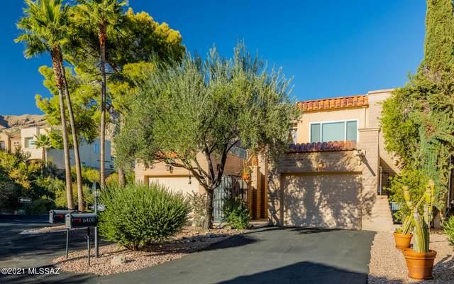 6400 N Val Dosta Drive, Tucson, AZ 85718 (#22127166) :: Tucson Real Estate Group