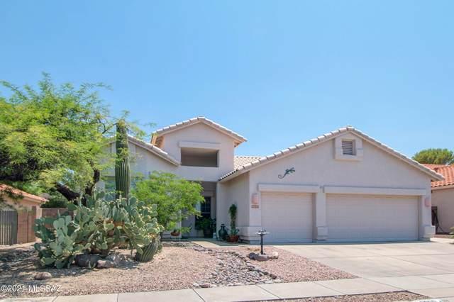 9800 E Pointe Pass Court, Tucson, AZ 85748 (#22127233) :: Gateway Partners International