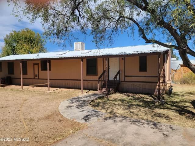 544 N Crooked Lane, Benson, AZ 85602 (MLS #22127238) :: The Luna Team