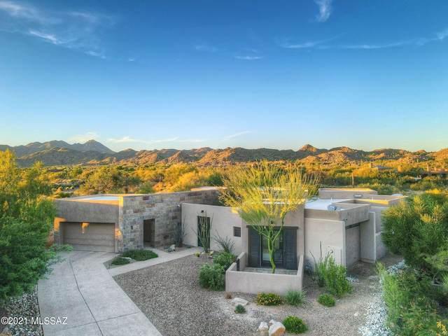 13978 N Bowcreek Springs Place, Oro Valley, AZ 85755 (#22127429) :: Kino Abrams brokered by Tierra Antigua Realty