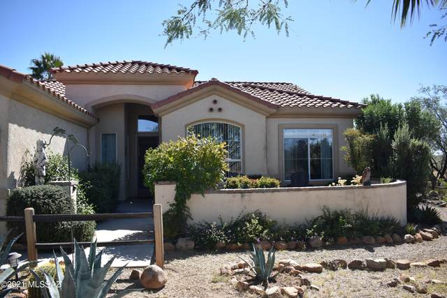 127 Vereda Patria, Rio Rico, AZ 85648 (#22127544) :: Tucson Real Estate Group