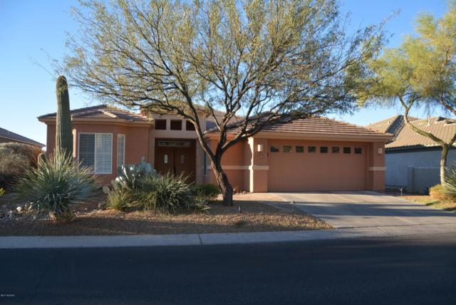 5181 W Arid Canyon Drive, Marana, AZ 85658 (#21731259) :: Gateway Partners at Realty Executives Tucson Elite