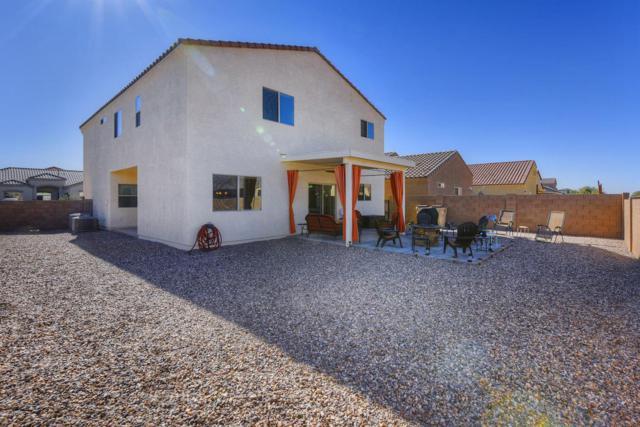 8262 W Canvasback Lane, Tucson, AZ 85757 (#21731480) :: Long Realty Company