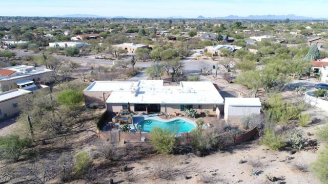 2460 N Calle De Maurer, Tucson, AZ 85749 (#21800674) :: Realty Executives Tucson Elite