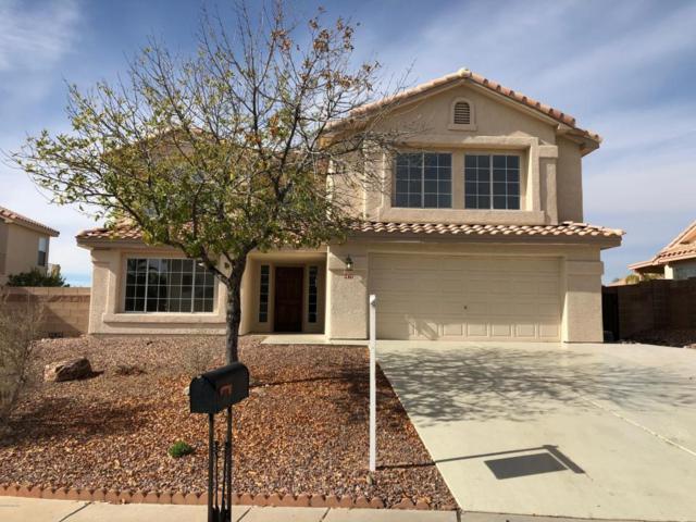 6875 N Avenida Adella, Tucson, AZ 85741 (#21800717) :: Keller Williams