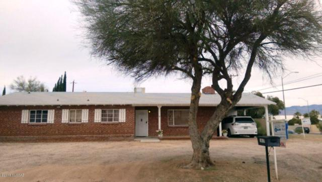 5457 E 8th Street, Tucson, AZ 85711 (#21801199) :: Long Realty Company