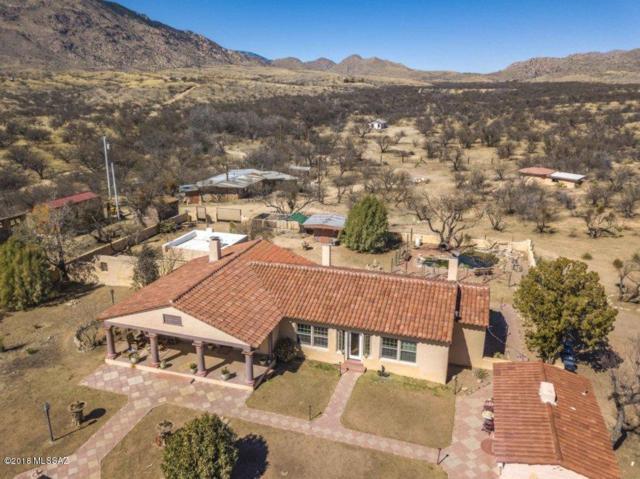 12050 S Desert Sanctuary Road, Benson, AZ 85602 (#21806584) :: Long Realty Company