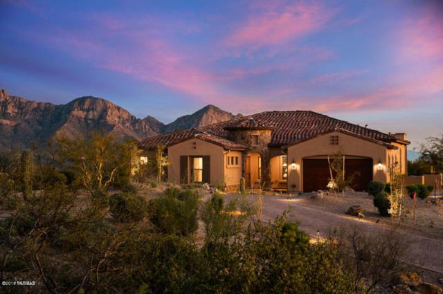 13865 N Stone Gate Place, Oro Valley, AZ 85755 (#21816237) :: Long Luxury Team - Long Realty Company