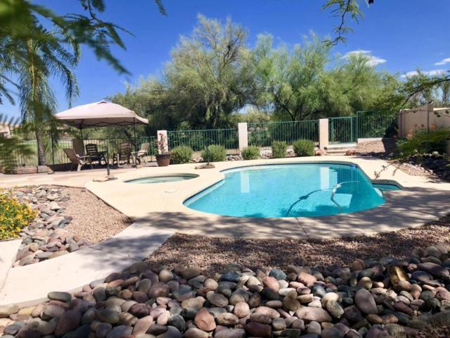 1985 W Desert Highlands Drive, Oro Valley, AZ 85737 (#21818480) :: Keller Williams