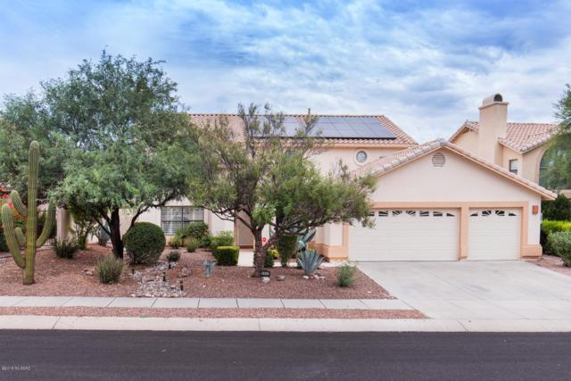 12450 N Copper Queen Way, Oro Valley, AZ 85755 (#21822095) :: Long Realty - The Vallee Gold Team