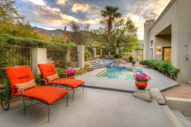 6101 E Finisterra, Tucson, AZ 85750 (#21827548) :: Long Realty - The Vallee Gold Team