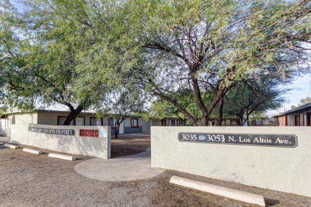3035 N Los Altos Avenue, Tucson, AZ 85705 (#21831190) :: RJ Homes Team