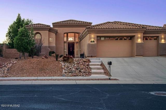 12841 N Mystic View Place, Oro Valley, AZ 85755 (#21832918) :: Long Realty - The Vallee Gold Team