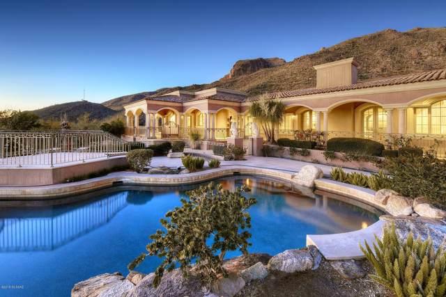7582 N Secret Canyon Drive, Tucson, AZ 85718 (#21900628) :: Long Realty - The Vallee Gold Team