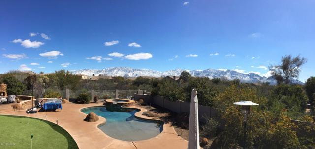 12970 N Eagleview Drive, Oro Valley, AZ 85755 (#21908398) :: Long Realty - The Vallee Gold Team
