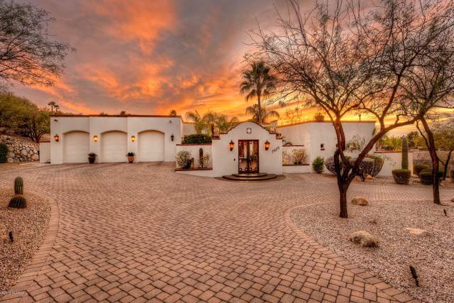 7910 N Porto Fino Circle, Tucson, AZ 85742 (#21908808) :: Long Realty - The Vallee Gold Team