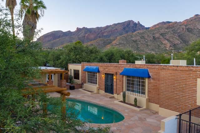 4340 E Placita Panuco, Tucson, AZ 85718 (#21915320) :: Long Realty Company