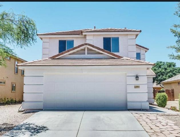12885 N Steamboat Drive, Marana, AZ 85653 (#21917876) :: Long Realty Company