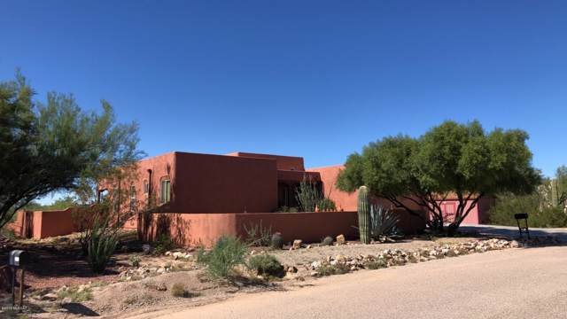 3968 S Wolf Spider Way, Tucson, AZ 85735 (#21920002) :: Long Realty - The Vallee Gold Team