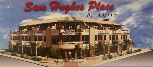 446 N Campbell Avenue #207, Tucson, AZ 85719 (#21921977) :: Tucson Property Executives