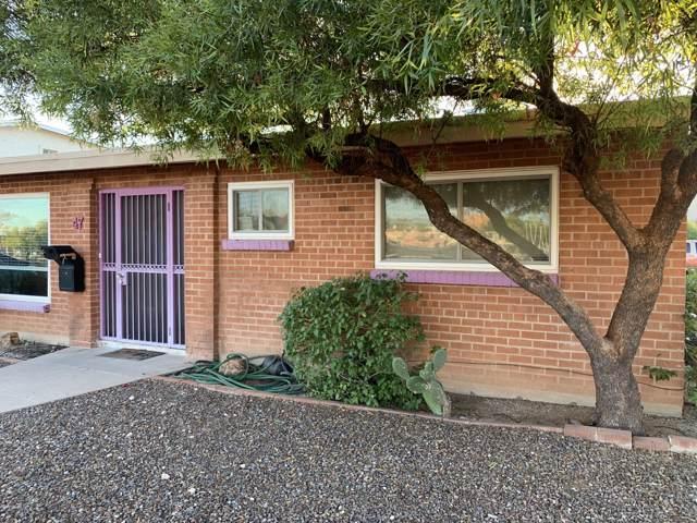47 & 49 N Smith Avenue, Tucson, AZ 85719 (#21921994) :: Gateway Partners | Realty Executives Tucson Elite