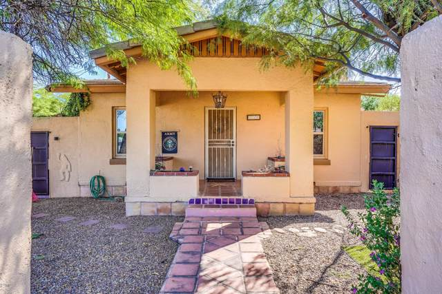 230 N Norris Avenue, Tucson, AZ 85719 (#21922634) :: Long Realty - The Vallee Gold Team