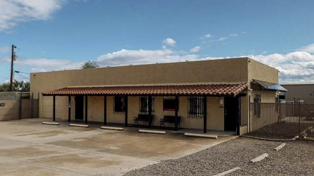 880 W Camino Casa Verde, Green Valley, AZ 85614 (#21924673) :: Long Realty Company