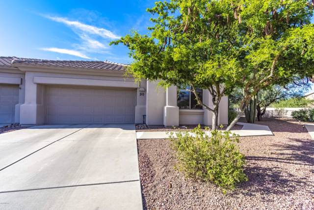 13401 N Rancho Vistoso Boulevard #90, Oro Valley, AZ 85755 (#21928155) :: Long Realty - The Vallee Gold Team