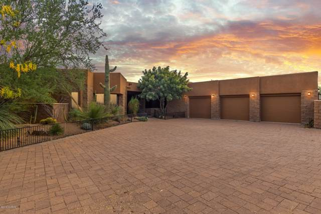 557 W Soaring Hawk Place, Oro Valley, AZ 85755 (#21929122) :: The Local Real Estate Group   Realty Executives