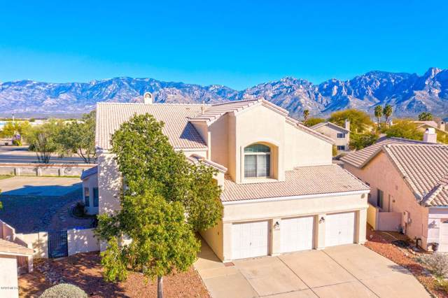12590 N Copper Queen Way, Oro Valley, AZ 85755 (#21930511) :: Long Realty - The Vallee Gold Team