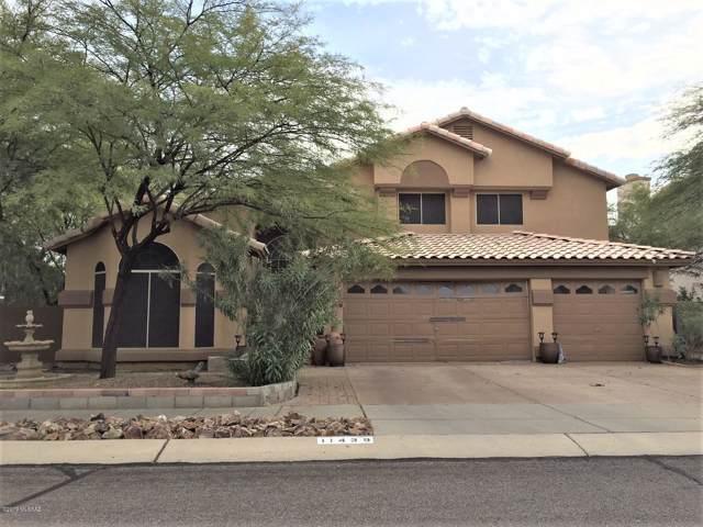 11439 N Silver Pheasant Loop, Tucson, AZ 85737 (#21930696) :: Long Realty Company