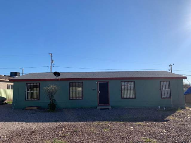1016 E Silverlake Road, Tucson, AZ 85713 (#21931329) :: Long Realty - The Vallee Gold Team
