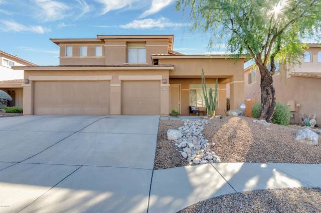4374 N Sunset Cliff Drive, Tucson, AZ 85750 (#21931544) :: Long Realty - The Vallee Gold Team
