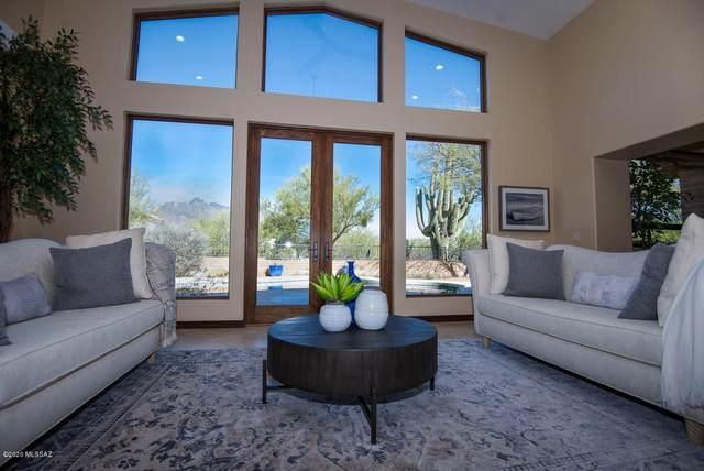 801 E Rudasill Road, Tucson, AZ 85718 (#22002277) :: Long Realty - The Vallee Gold Team