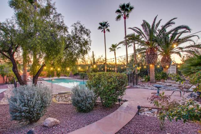 6801 N Catalina Avenue, Tucson, AZ 85718 (#22002355) :: Long Realty - The Vallee Gold Team
