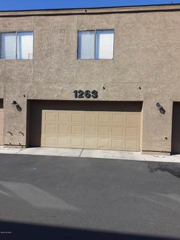 1263 E Weimer Circle #62, Tucson, AZ 85719 (#22003683) :: Long Realty - The Vallee Gold Team