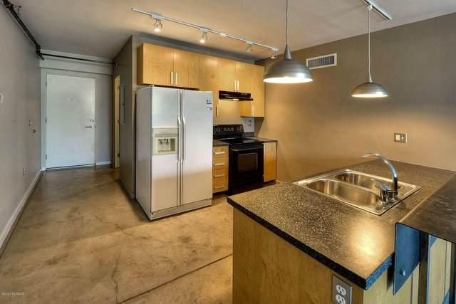 1001 E 17th Street #106, Tucson, AZ 85719 (#22004059) :: Tucson Property Executives
