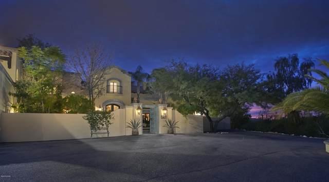 5530 N Camino Escuela, Tucson, AZ 85718 (#22004518) :: Long Realty - The Vallee Gold Team