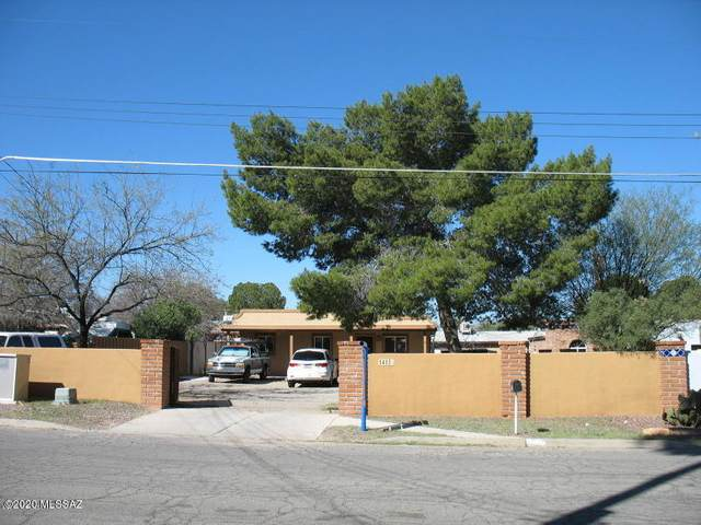 1415 N Bryant Avenue, Tucson, AZ 85712 (MLS #22004754) :: The Property Partners at eXp Realty