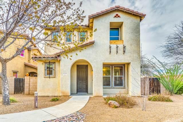 2770 N Saramano Lane, Tucson, AZ 85712 (#22007687) :: Tucson Property Executives