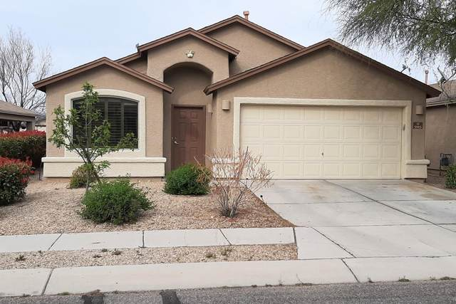 5915 E Franklin Tale Drive, Tucson, AZ 85756 (#22007876) :: Long Realty - The Vallee Gold Team