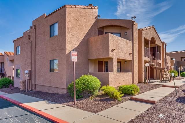 1745 E Glenn Street #127, Tucson, AZ 85719 (#22008150) :: Long Realty - The Vallee Gold Team