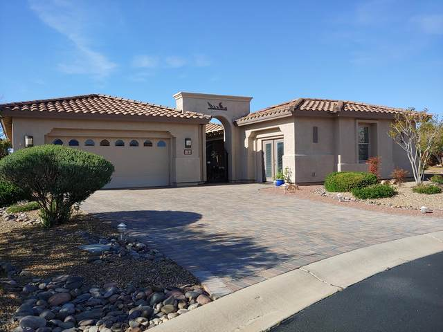 743 N Arica Court, Green Valley, AZ 85614 (#22008686) :: The Local Real Estate Group | Realty Executives