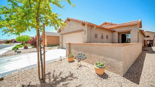 599 N Tunitcha Drive, Green Valley, AZ 85614 (#22010662) :: Long Realty - The Vallee Gold Team
