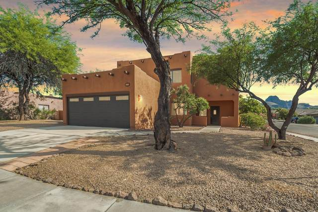 7591 W Yellow Moon Place, Tucson, AZ 85743 (#22011425) :: Long Realty - The Vallee Gold Team
