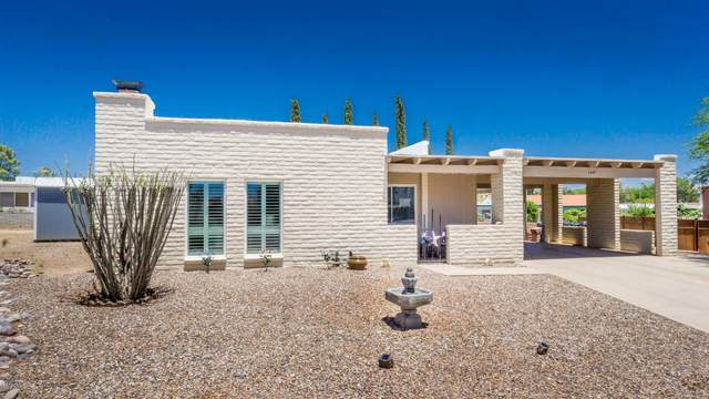 1444 S San Ray, Green Valley, AZ 85614 (#22013608) :: Long Realty - The Vallee Gold Team