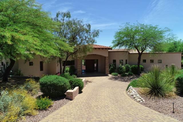 5870 N Piedra Seca, Tucson, AZ 85718 (#22013651) :: Tucson Property Executives
