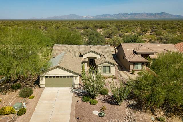 2775 E Glen Canyon Road, Green Valley, AZ 85614 (#22014408) :: Keller Williams