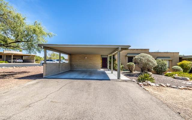 44 E Mediterranean Drive, Tucson, AZ 85704 (#22014857) :: Long Realty - The Vallee Gold Team