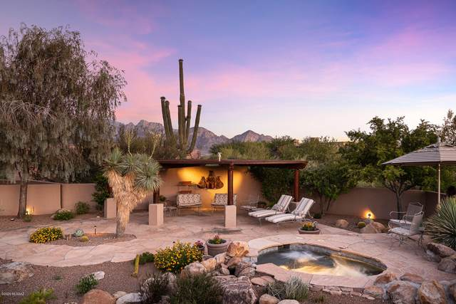 75 E Beekeeper Trail, Oro Valley, AZ 85755 (#22014894) :: The Local Real Estate Group | Realty Executives